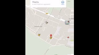 April Fools Joke 2014 Pokémon Challenge Gameplay On Google Maps ! Free HD Video