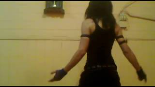INDUSTRIAL DANCE Viruxard  Practice