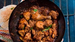 CHICKEN KARAHI - How to Make Chicken Karahi Restaurant Style