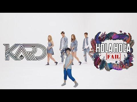 【KY】K.A.R.D — Hola Hola DANCE COVER(Parody? ver.)