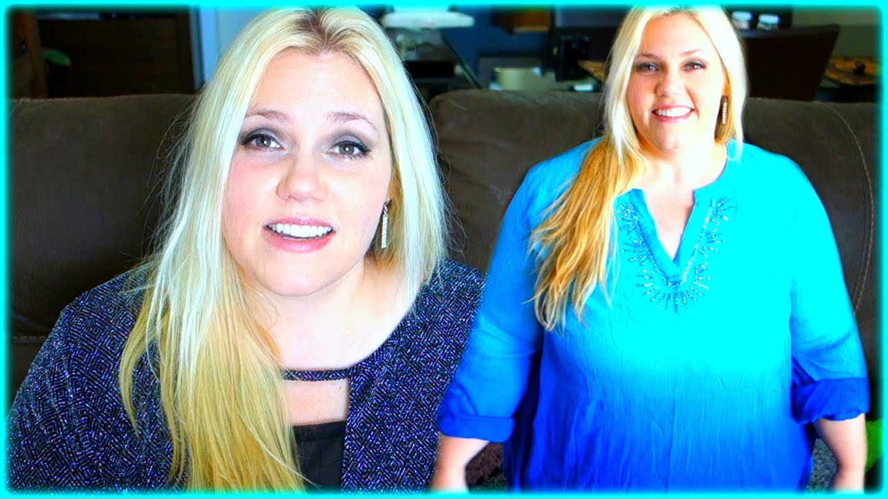 Plus Size Clothing Haul & Try On!! Catherines - YouTube