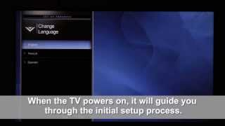 Reset your VIZIO VIA HDTV