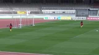 2013.5.4 なでしこリーグ2013第7節 浦和レッズレディースvs神戸 浦和駒...