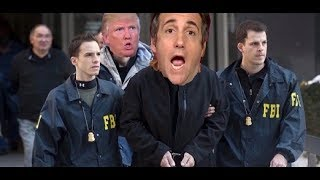 MICHAEL COHEN IS LOOKING AT JAIL TIME