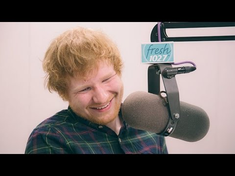 Ed Sheeran On The Perks of Being Weird and Strange as a Child