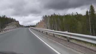 Питер, Мурманск. 11 - 12 мая 2013 года