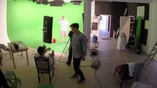 Die Säcke - Bloß ein Mann Video - Making Of