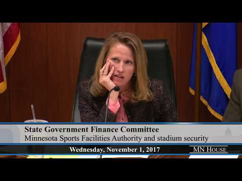 House State Government Finance Committee  11/1/17