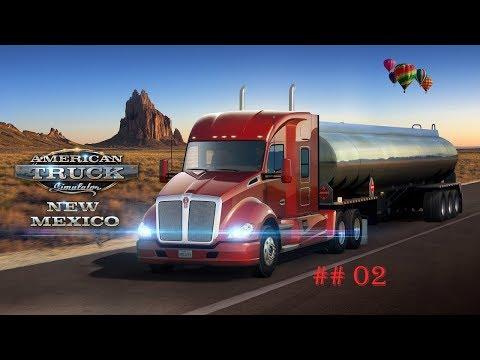 American Truck Simulator - New Mexico DLC 02 |