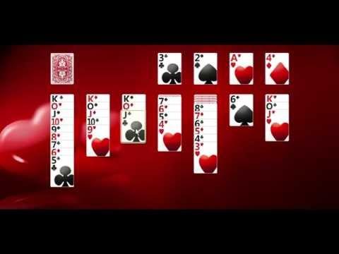 Знаменитая карточная игра Косынка