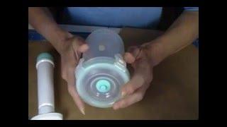 Hand Vacuum Degassing Chamber - Resin Degassing