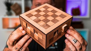 Solving The CHESS BOX Puzzle!!