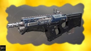 Destiny 2 Frontier Justice Legendary Scout Rifle Kinetic Weapon