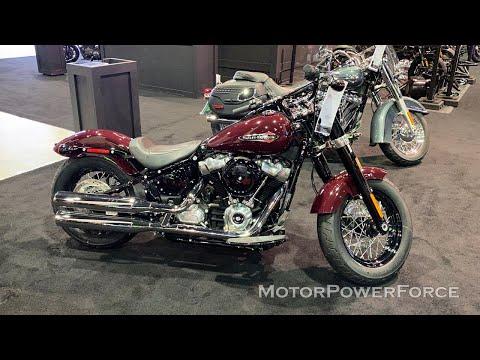 2020 Harley-Davidson Softail Slim - Cruiser Motorcycle