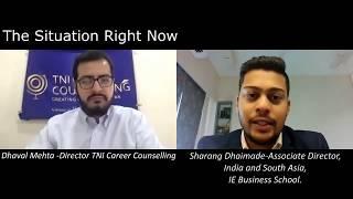 TCC University Talks: IE Business School (Spain) Intro & Coronavirus Updates