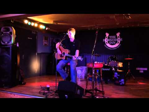 Rob Matheson sings U2 With Or WIthout You.