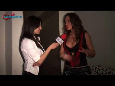 Interviu Anna Lesko  -  Bamboo Cluj  -  16 / 4 / 2011