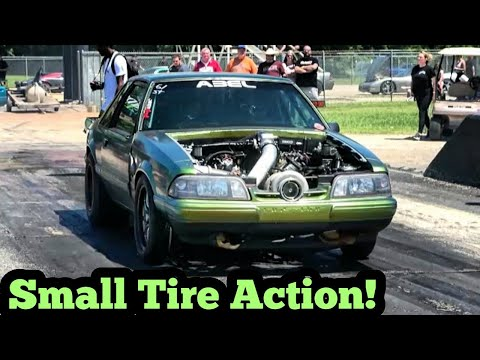 Small Tire Action At StreetCar Takeover R Oklahoma