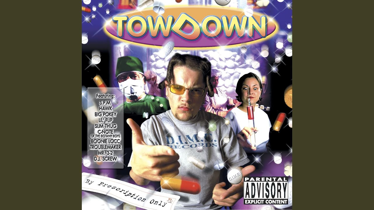 Tow Down - Country Rap Tune