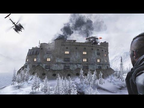 СПАСАТЕЛЬНАЯ ОПЕРАЦИЯ В ГУЛАГЕ Call Of Duty Modern Warfare 2 - миссия Колония прохождение thumbnail