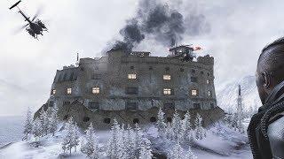 СПАСАТЕЛЬНАЯ ОПЕРАЦИЯ В ГУЛАГЕ Call Of Duty Modern Warfare 2 - миссия Колония прохождение