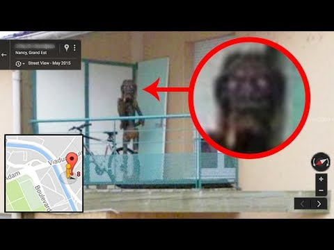 Top 15 Mysterious Things Found on Google Maps