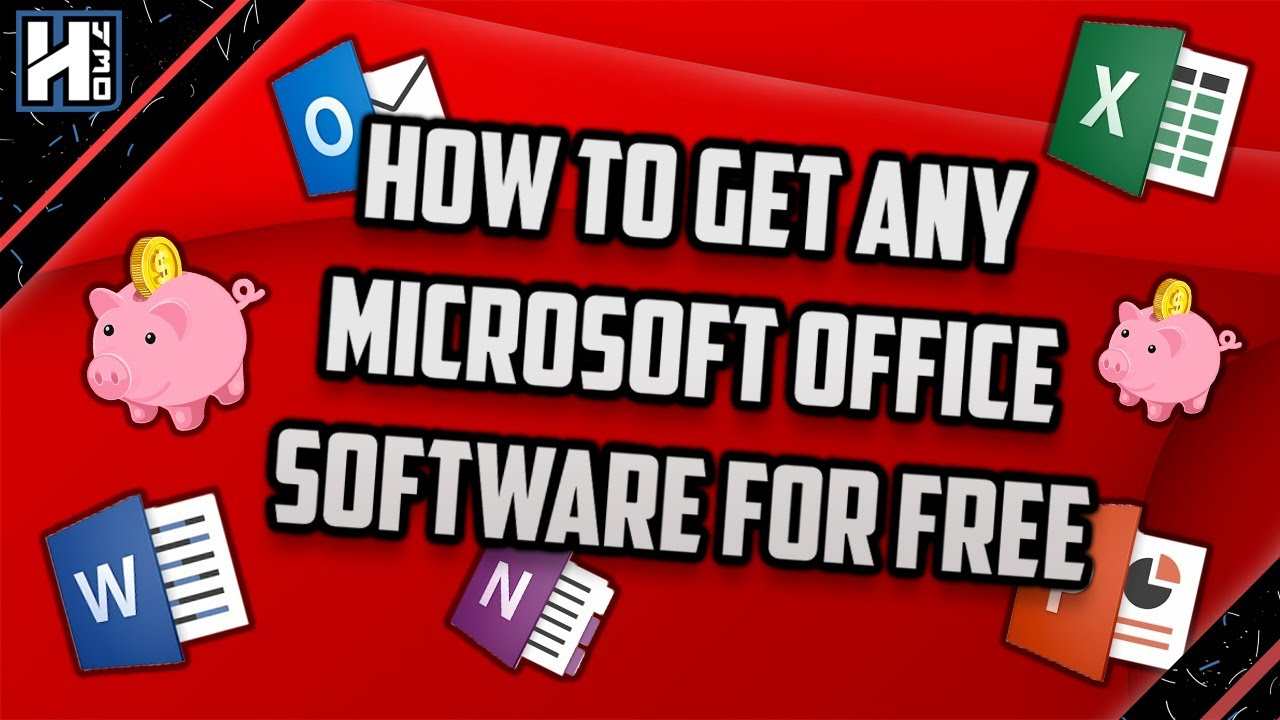 How To Download Microsoft Office For Free (Mac 2019) - Includes  Word/Powerpoint/Excel/Outlook