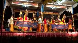 Yakshagana---Mandarthi Mela Koodata (2 SETS)---Oddolaga