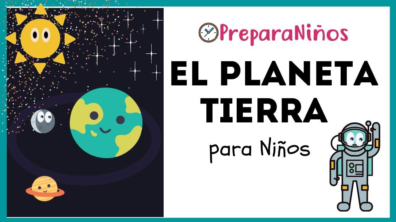 El Planeta Tierra Para Niños De Primaria Preparaniños Com La Tierra Y Sus Movimientos Youtube