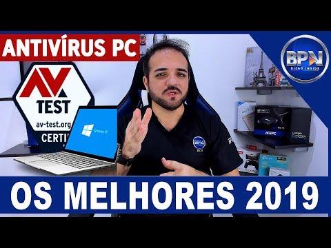 Os Melhores ANTIVÍRUS para PC, Atualizado 2019!