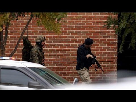 Ohio State University attack. Suspect killed, 9 hospitalized after campus attack. John Kasich
