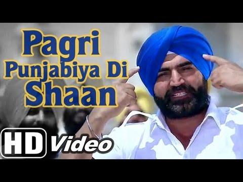 Pagri Punjabiya Di Shaan Full Song - K.S Makhan feat (G.Tarsem Singh Moranwali) HD