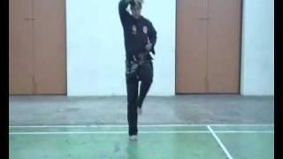 Silat Melayu Asli - Langkah Bunga Tari Silat Melayu Asli!