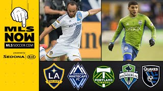Replacing Donovan and Yedlin: Offseason needs for the MLS Western Conference | MLS Now