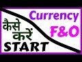 Trading with USDINR & other Currency Pairs