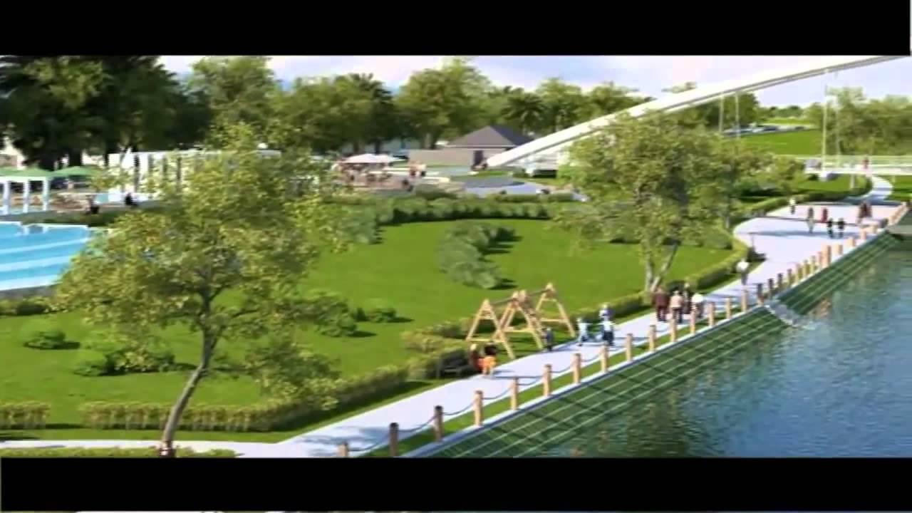 Khu đô thị sinh thái Ecopark tại Văn Giang, Hưng Yên