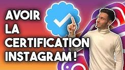 Comment Être Certifié sur Instagram en 2020
