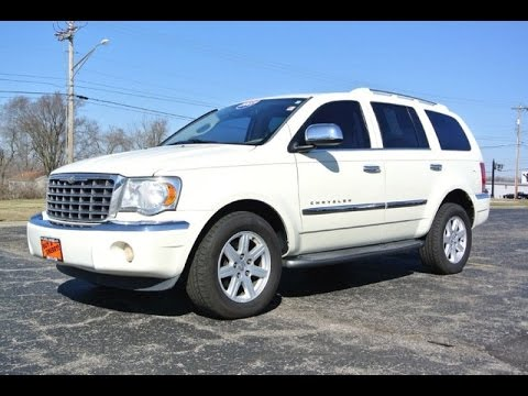 2007 Chrysler Aspen Limited For Sale Dayton Troy Piqua Sidney Ohio
