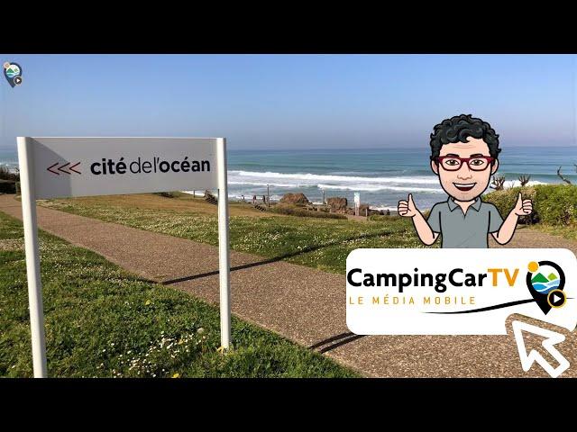 JT en camping-car N°127 - La cité de l'océan