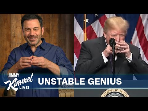 Jimmy Kimmel's Quarantine Monologue – Trump Struggles at West Point & Celebrates 74th Birthday