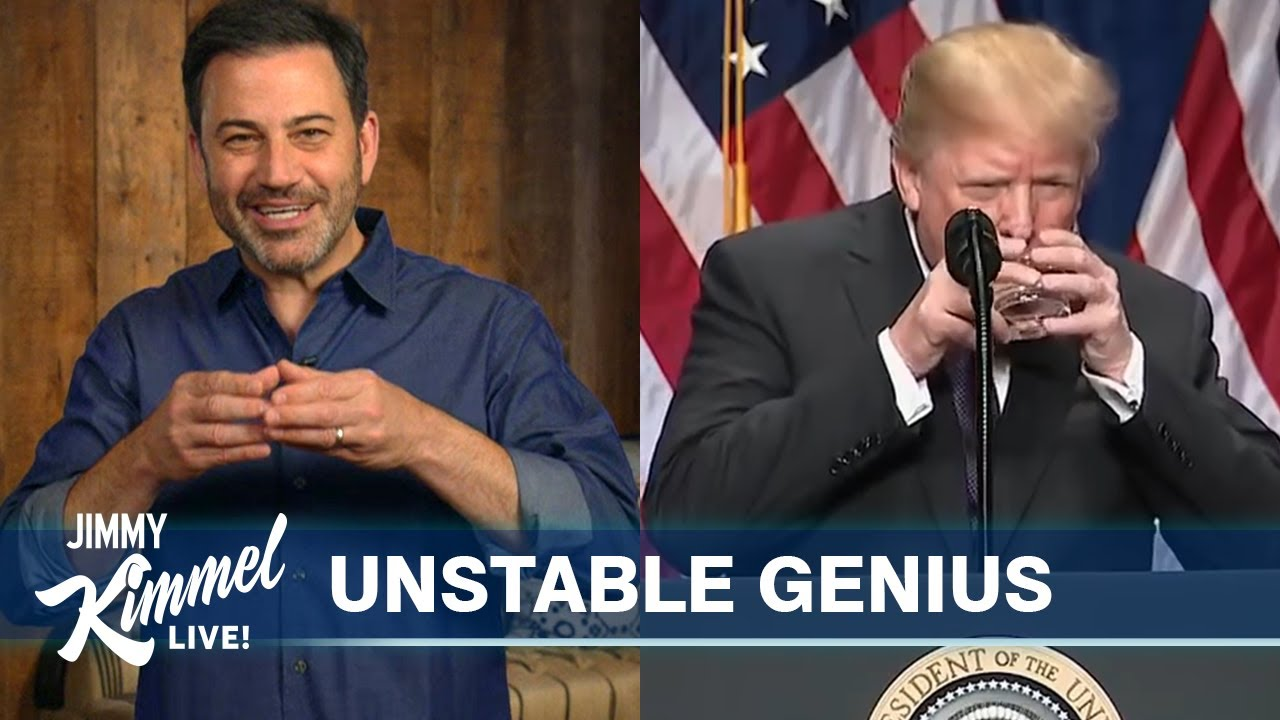 Jimmy Kimmel's Quarantine Monologue – Trump Struggles at West Point & Celebrates 74th Birthday
