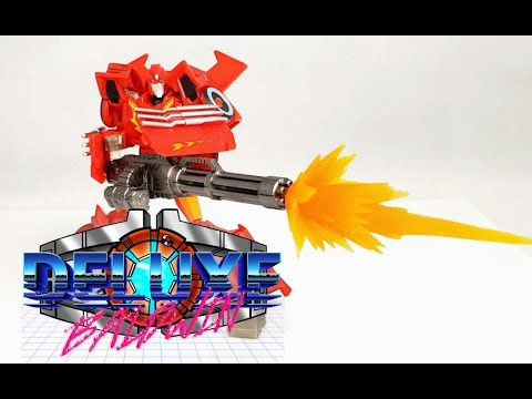 Bumblebee Cyberverse Adventures Hot Rod Review by Deluxe Baldwin