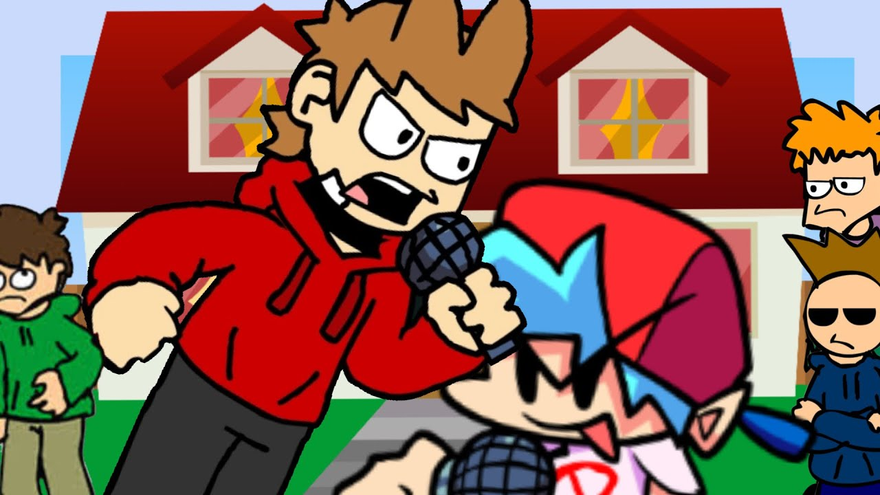 Vs Tord Norway But I Edited The Vocals