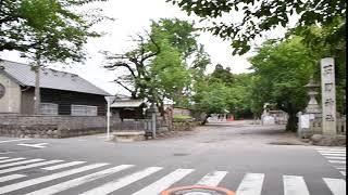 石刀神社周辺