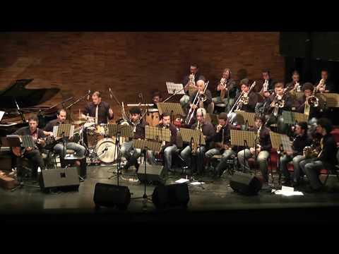 Harlem Nocturne (Earle Hagen) - Corelli Jazz Orchestra - Messina
