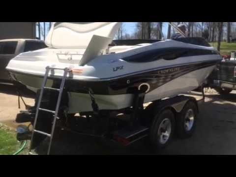 2007 Crownline Mercruiser 350 mag in Livermore, KY