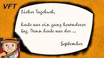 Verrückte Feiertage! - September