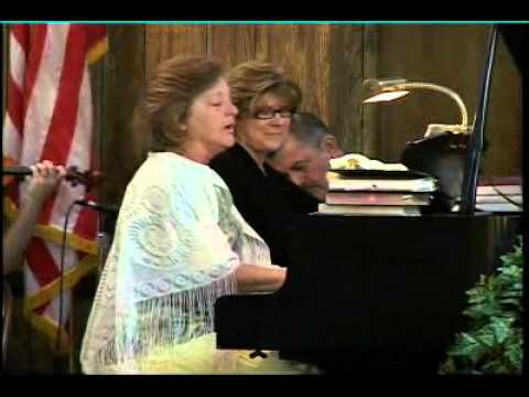 THERE ROSE A LAMB: JEANETTE BREWER