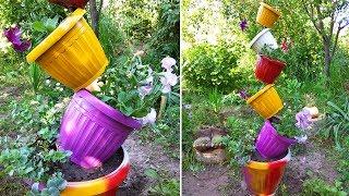 Поделки для сада (60 фото): видео-инструкция как сделать своими руками, особенности изделий для украшения, фото