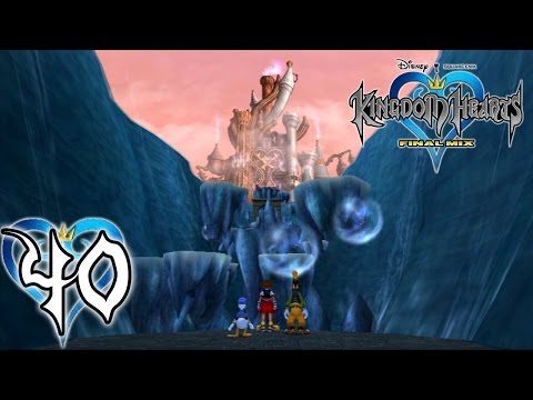 Kingdom Hearts Final Mix (Blind) - Part 40: Loss of Faith
